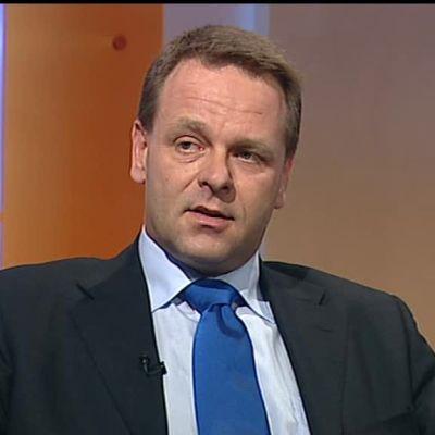 Bostadsminister Jan Vapaavuori