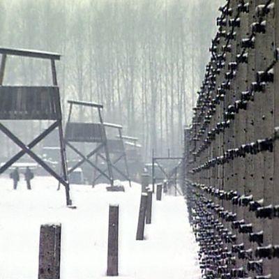 Koncentrationslägret Auschwitz år 2005