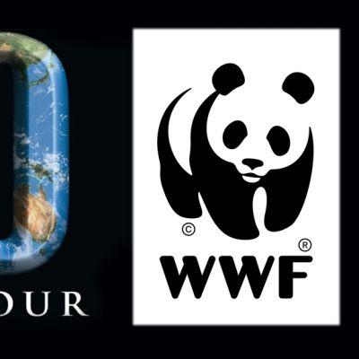 Earth hour mot klimatförädnringen firas den 28 mars 2009.
