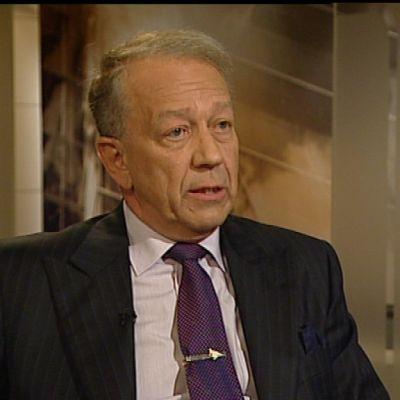 Direktören för Institutet för hälsa och välfärd Pekka Puska.