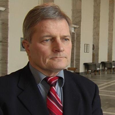 Rikdsagsledamot Johannes Koskinen (SDP)