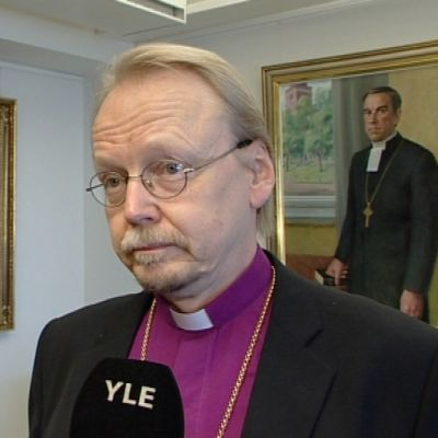 Biskop Kari Mäkinen