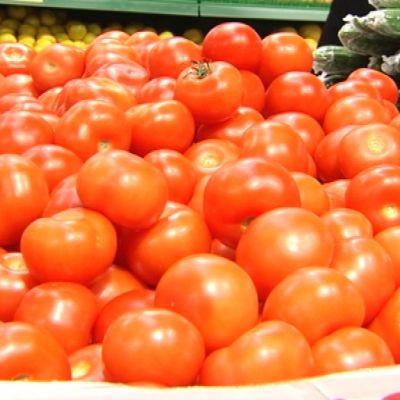Tomater i butik