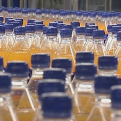 Läskedrycksfabrik