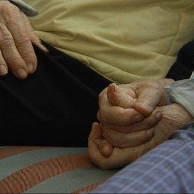 Närhet är viktigt också för äldre