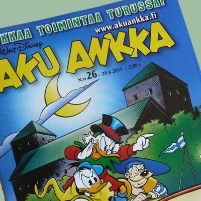 Kalle Anka i Åbo