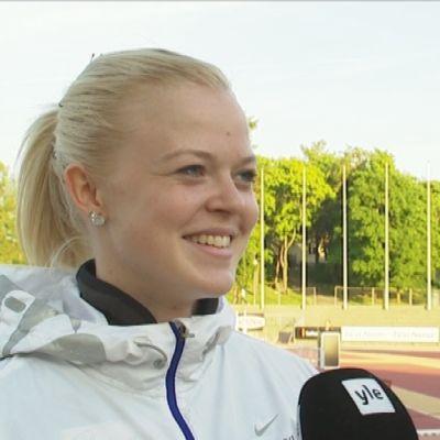 Jonna Berghem, juni 2012