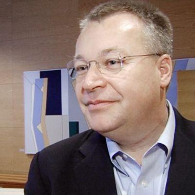 Nokias vd Stephen Elop