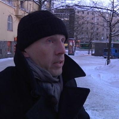 Forskare Jussi Perälä