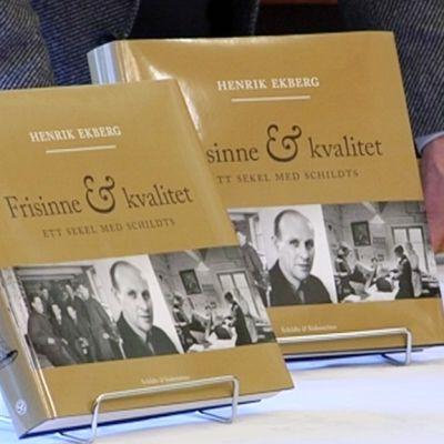 Henrik Nybergs historik över Schildts