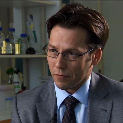 Generaldirekör Petteri Tiippana STUK är oroad.