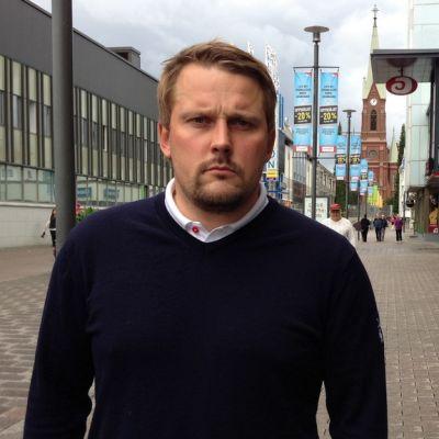 Mikkelin Jukurien päävalmentaja Antti Pennanen