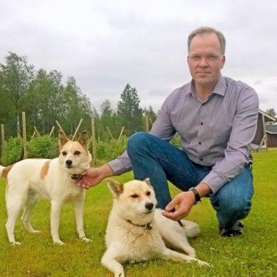 Jouko Manninen, Kuusamon uusi kaupunginjohtaja.