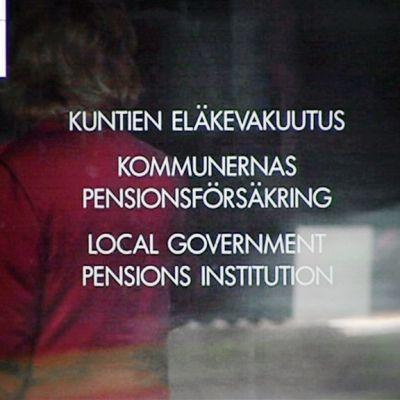 Kevan pääkonttori Helsingissä.
