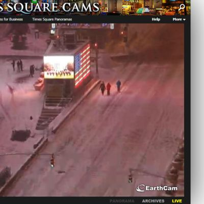 Times Square cams.