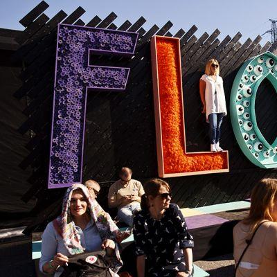 Flow Festival.