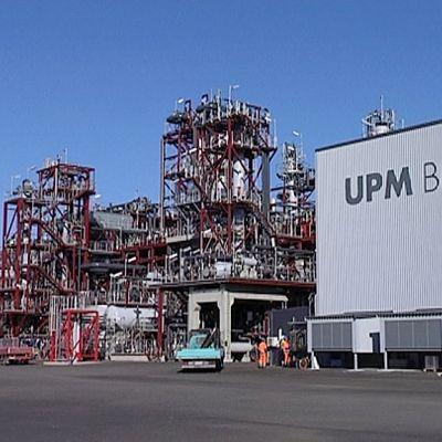 UPM Biofuels Lappeenrannassa