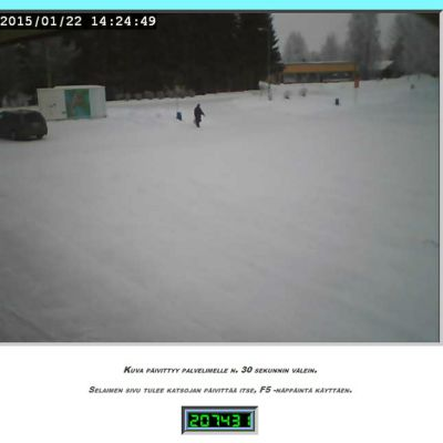 Kannonkosken web-kamera