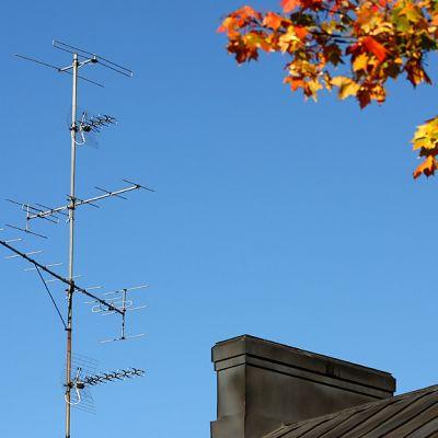 Tv-antenni