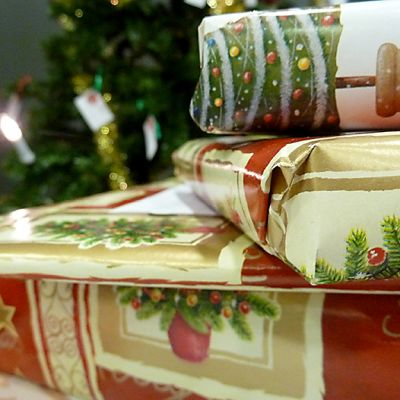 Joululahjapaketteja