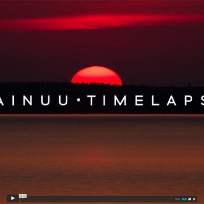 Kuvakaappaus Riku Karjalaisen videosta