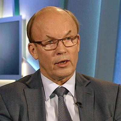 Matti Alahuhta Ykkösaamun vieraana 21. helmikuuta.