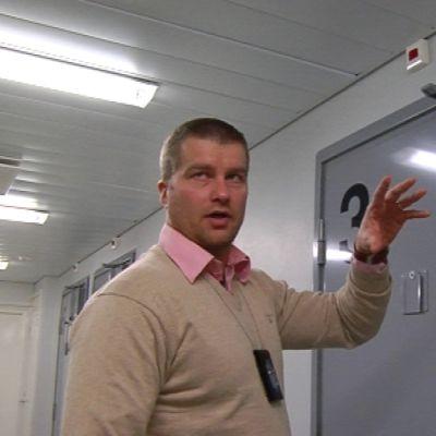 Komisario Kimmo Wetterstrand.
