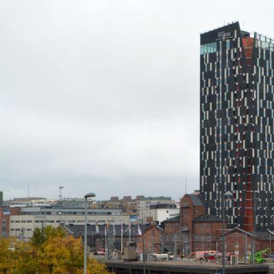Tampereen Tornihotelli.
