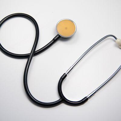Stetoskooppi.
