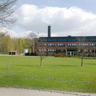 Strömforsin tehdas Ruotsinpyhtäällä