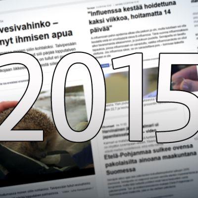 Luetuimpia nettijuttuja Yle Pohjanmaan nettisivuilla.
