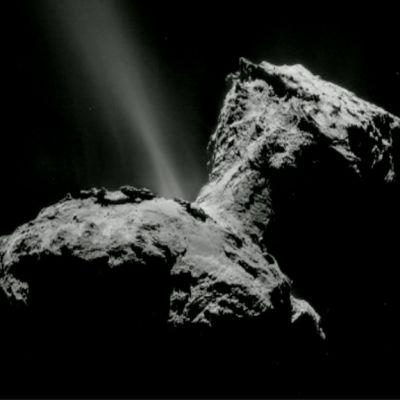 Komeetta 67P/Tšurjumov–Gerasimenko.