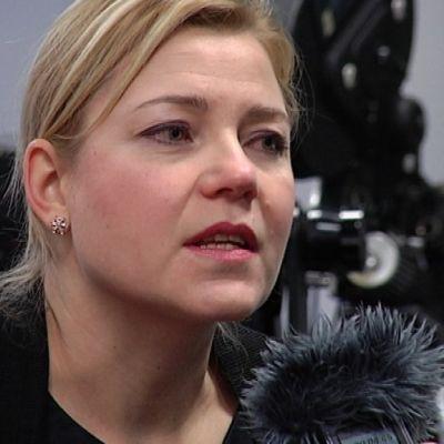 Henna Virkkunen Yle Keski-Suomen haastattelussa