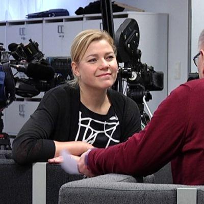 Virkkunen Yle Keski-Suomen haastattelussa