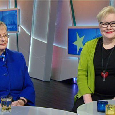 Pietikäinen ja Jaakonsaari.