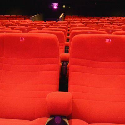 Turun Kinopalatsin elokuvasali.