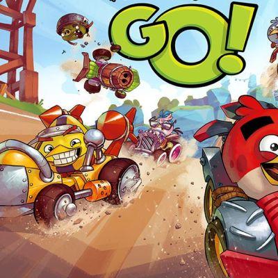 Angry Birds -videoita on katsottu YouTubessa 2,4 miljardia kertaa.