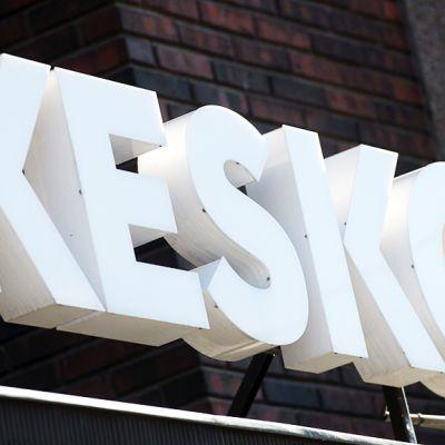 Keskon logo.