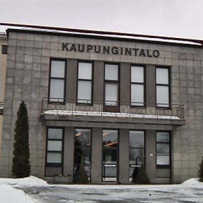 Jämsän kaupungintalo