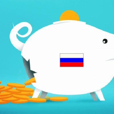 Öljyn hinnan lasku on vain yksi syy Venäjän talouden rapautumiseen.