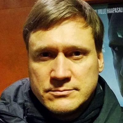 Samuli Edelmann.