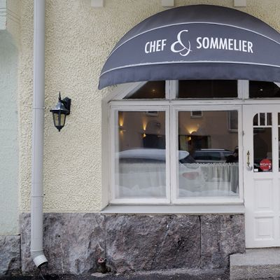 Ravintola Chef et Sommelier.