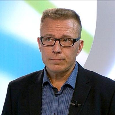 kansanedustaja Jukka Kopra Kok.