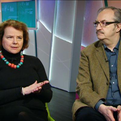 Laura Kolbe ja Olavi Arra.