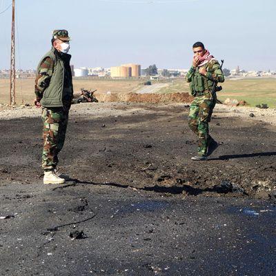 Irak kemialliset aseet.
