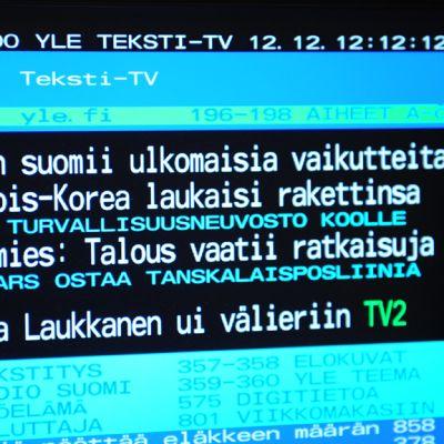 Kuva Ylen Teksti-Tv:n sivusta.