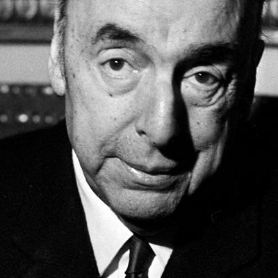 Pablo Neruda vuonna 1971.
