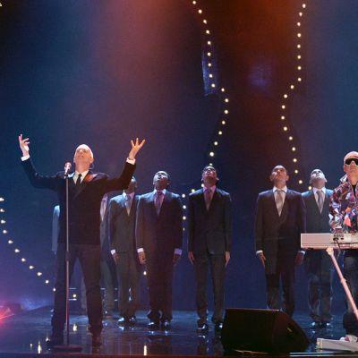 Pet Shop Boys esiintyy Saksassa.
