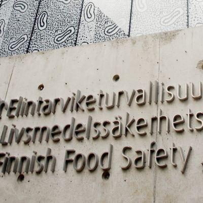 Elintarviketurvallisuusviraston toimitalo Helsingin Viikin tiedepuistossa.