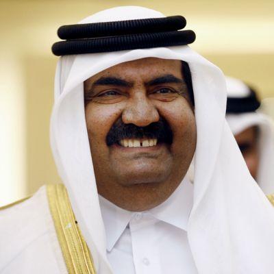 Sheikki Hamad Bin Khalifa Al-Thani